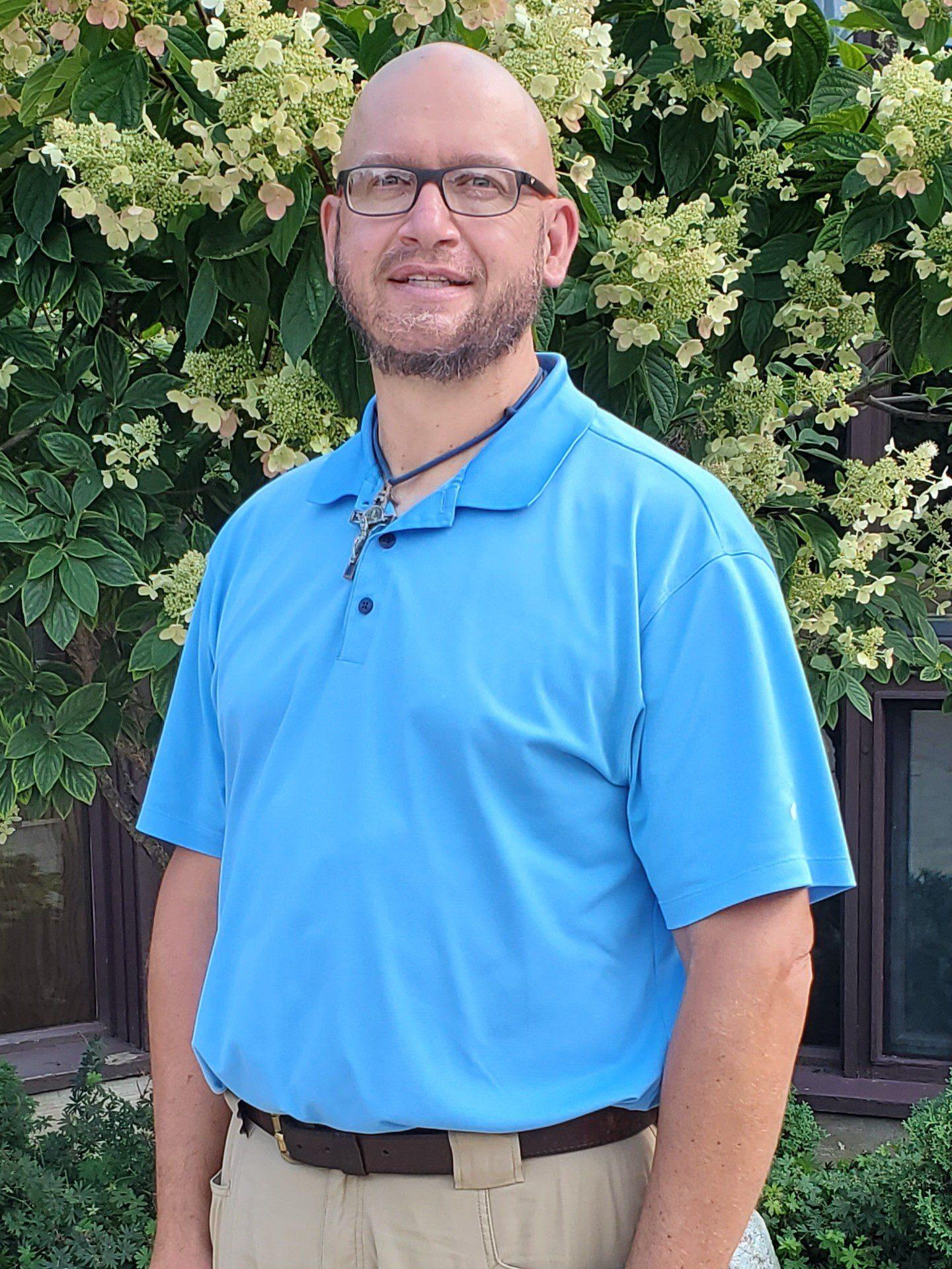 Andy Schmidt : Coordinator of Evangelization