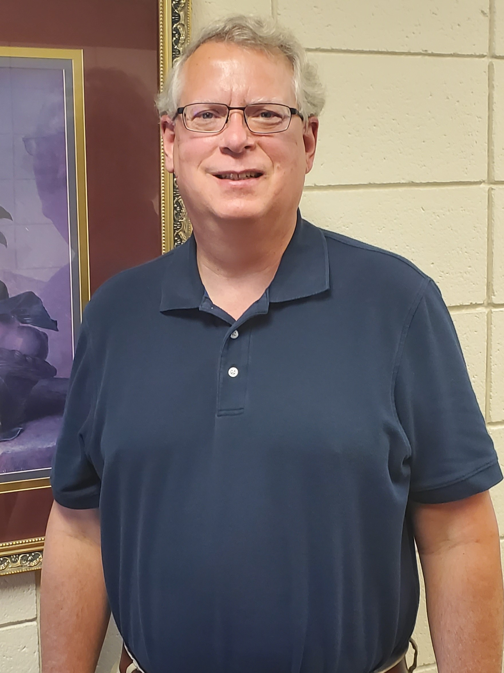 Greg Humpal : Deacon