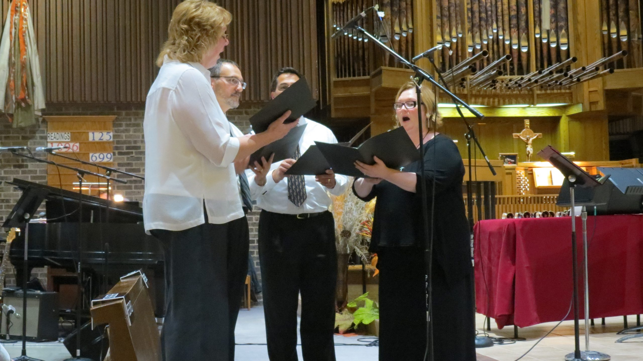 Small Singing Group