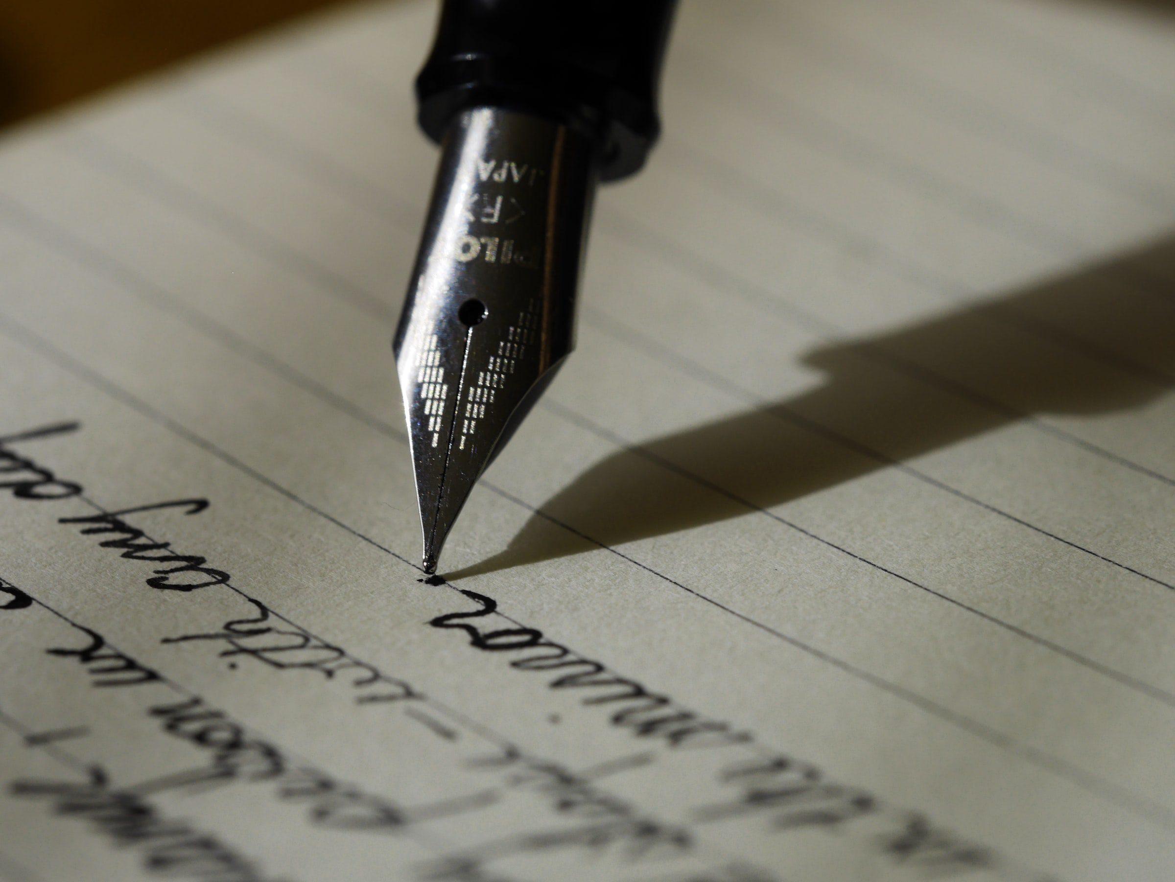 Prayers of the Faithful Writer