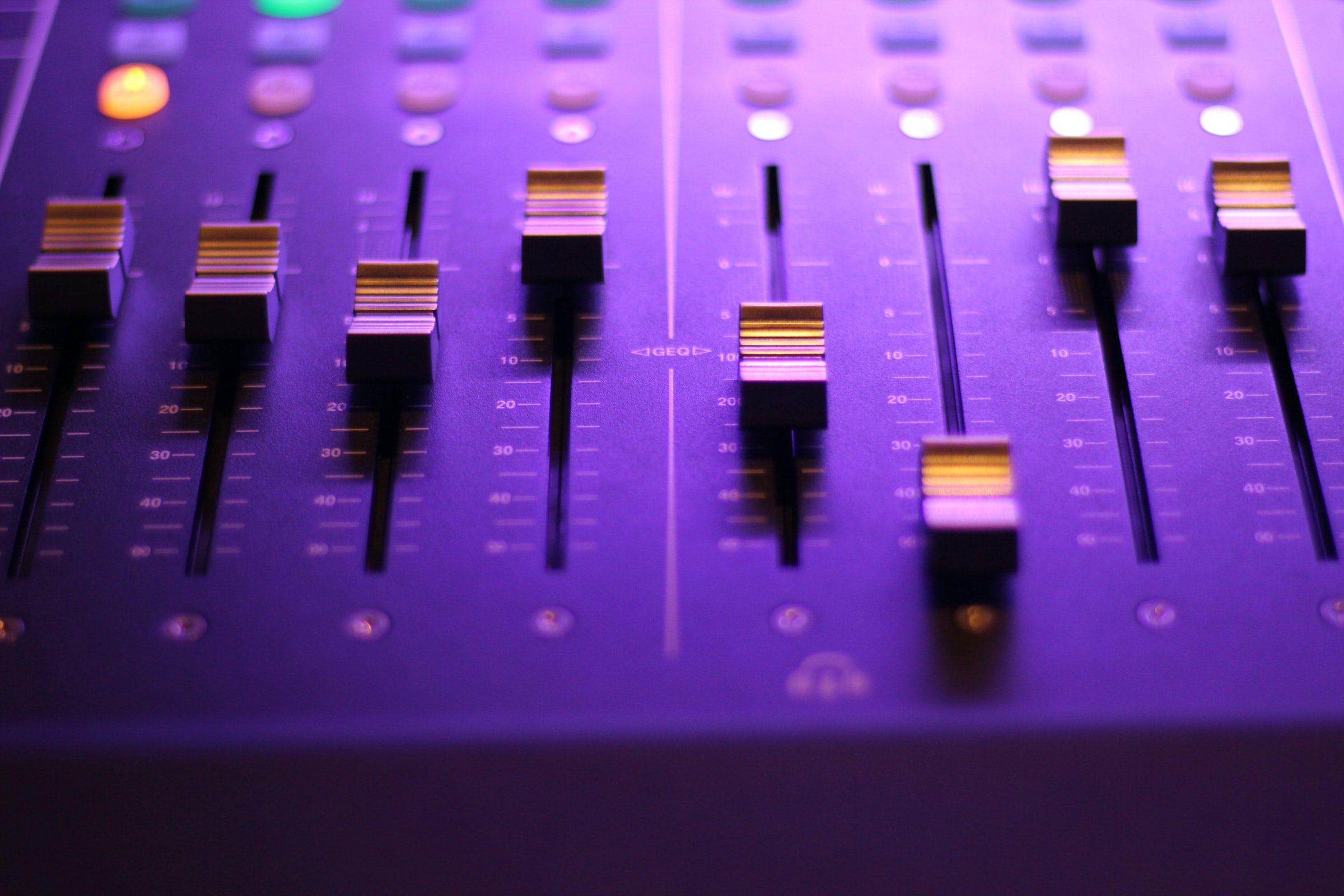 Media- Sound Technician