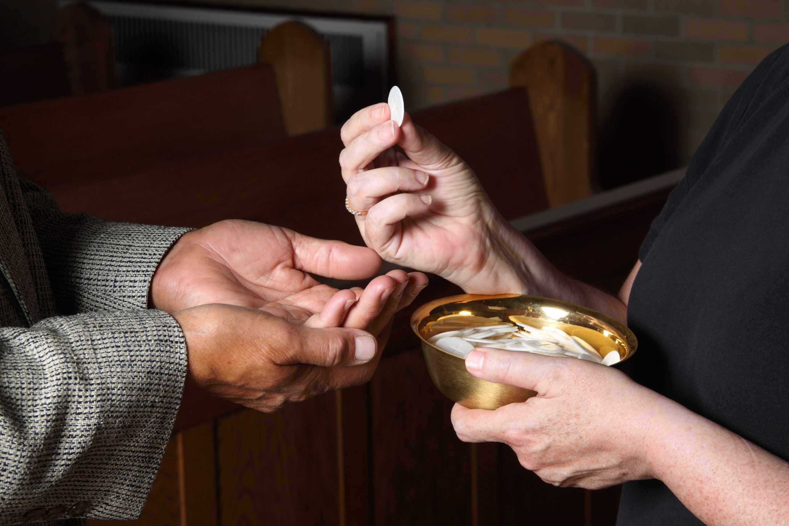 Communion to the Homebound